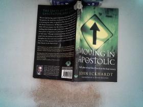 MOVINGIN APOSTOLIC、、