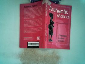 Authentic Mama、、书脊有裂痕