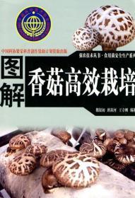 图解香菇高效栽培 正版 魏银初班新河王守刚  9787807397847