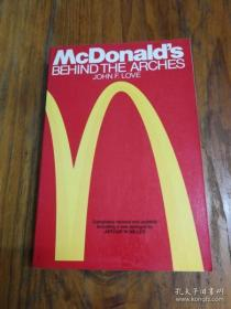 McDonalds: Behind The Arches 麦当劳:拱门背后