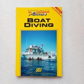 潜水员手册:船潜(中文)