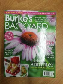 Burkes Backyard (Deceber 20010)(英文杂志 大16开本)