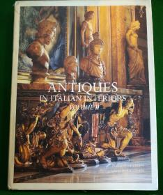 ANTIQUES  IN   ITALIAN   INTERIORS   VOLUME   2