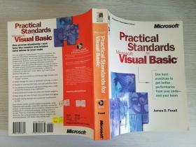 Practical Standards for Visual Basic【实物拍图.有盘】