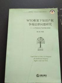 WTO 框架下知识产权争端法律问题研究
