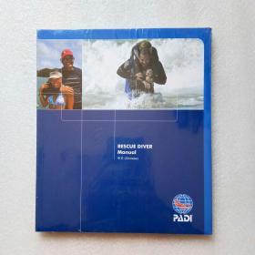 救援潜水员手册(全新十品未开封)正版、现货、
