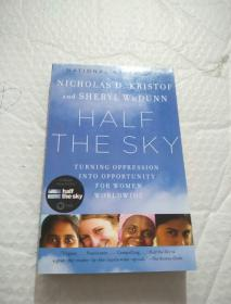 Half the Sky:Turning Oppression into Opportunity for Women Worldwide (Vintage)