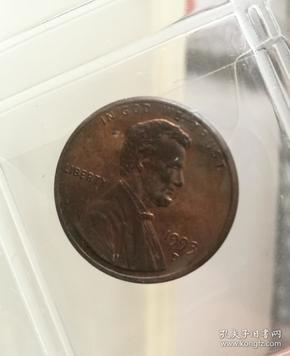 1993年一美分硬币