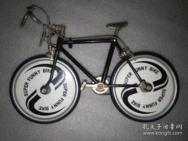 迷你 自行车 摆件(各位置会转动)