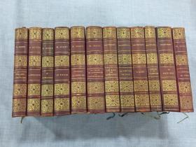 WALTER SCOTT(12册)(十九世纪)