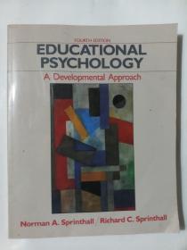 EDUCATIONAL PSYCHOLOGY A Developmental Approach(教育心理学发展的方法)