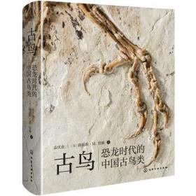 古鸟(恐龙时代的中国古鸟类)(精) 正版 孟庆金,路易斯M.恰佩(Luis M.Chiappe)   9787122307187