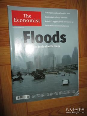 The Economist  (SEPTEMBER 2ND -8TH 2017)