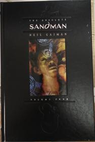 The Absolute Sandman, Vol. 4