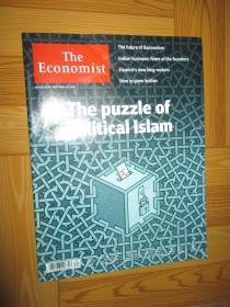 The Economist  (AUGUST 26TH -SEPTEMBER 1ST  2017)