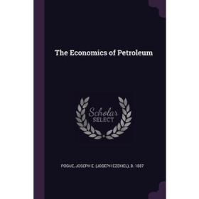 The Economics of Petroleum