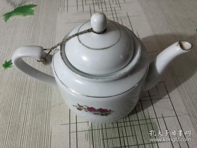 茶壶  文革时期