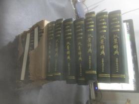 汉景辞典  精装