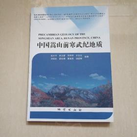 中国嵩山前寒武纪地质