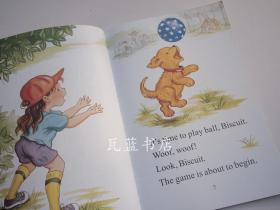 I  can read my first readind 小饼干7本77元汪培珽推荐英文启蒙绘本 biscuit