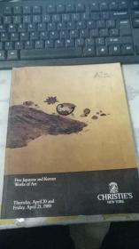 FineJapanese and Korean Works of Art  Thursday
