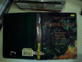 PERSONAL FINANCE An Integrated Planning Approach THIRD EDITION   个人理财综合规划方法第三版
