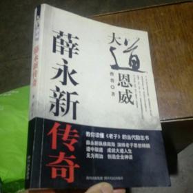 大道恩威 : 薛永新传奇