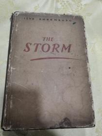 ILYA EHRENBURG THE STORM暴风雨