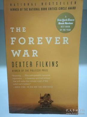 遥远的战争:阿富汗战争、伊拉克战争亲历记 The Forever War by Dexter Filkins (新闻/战争)英文原版书