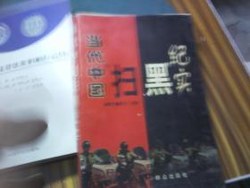 """当代中国""""扫黑""""纪实"""
