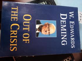 OUT OF THE CRISIS  W.EDWARDS DEMING 英文原版