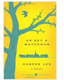 Go Set a Watchman Deluxe Ed A Novel   守望者