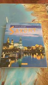 saxony 彩色画册