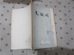 文征明·中国画家丛书