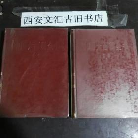 中国大百科全书 哲学 全两册  精装甲