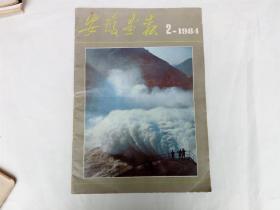安徽画报  1984年第2期