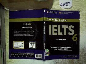 IELTS EXAMINATION PAPERS 6(附盤).