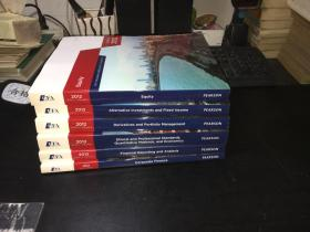CFA Program Curriculum .VOLUME   Level 2012(1-6) 8公斤