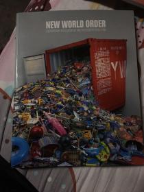 NEW WORLD ORDER 16开铜版纸