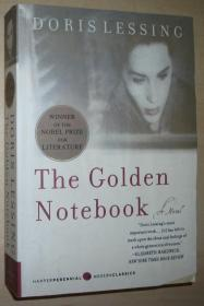 英文小说 The Golden Notebook (Perennial Classics) Paperback – 1999 by Doris Lessing  (国内翻印)