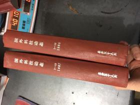 国外科技动态 合订本(1986.1987年 1-12)2册合售