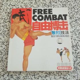 自由搏击散打技法【含DVD光盘】