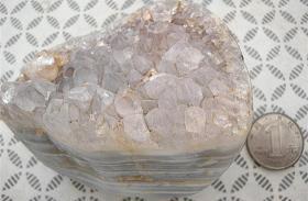 水晶奇石小摆件