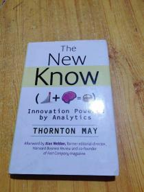 The New Know: Innovation Powered By Analytics[正版 现货]