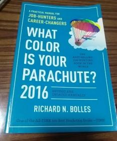 What Color Is Your Parachute? 2016  A Practical