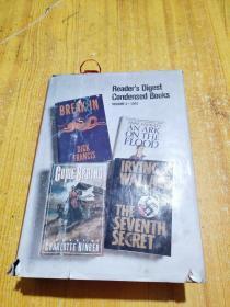 Readers Digest  Condensed Books  VOLUME2.1986