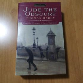 Jude the Obscure 无名的裘德 哈代作品