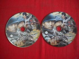 《一门三司令》,DVD2张,北京音像出品10品,N303号,影碟
