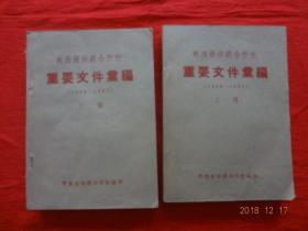 青海省供销合作社重要文件汇编(1950-1957)[上下册]