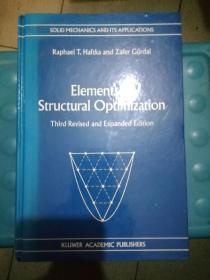 Elements of Structural Optimization【结构优化的要素】